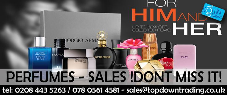 Wholesale Perfume Deals, Pallet and Container Loads. Prices Starting from £0.97p! Exporting Worldwide Min Order 1 Pallet.  #Wholesaleperfume #perfume #Londonwholesale #fashion