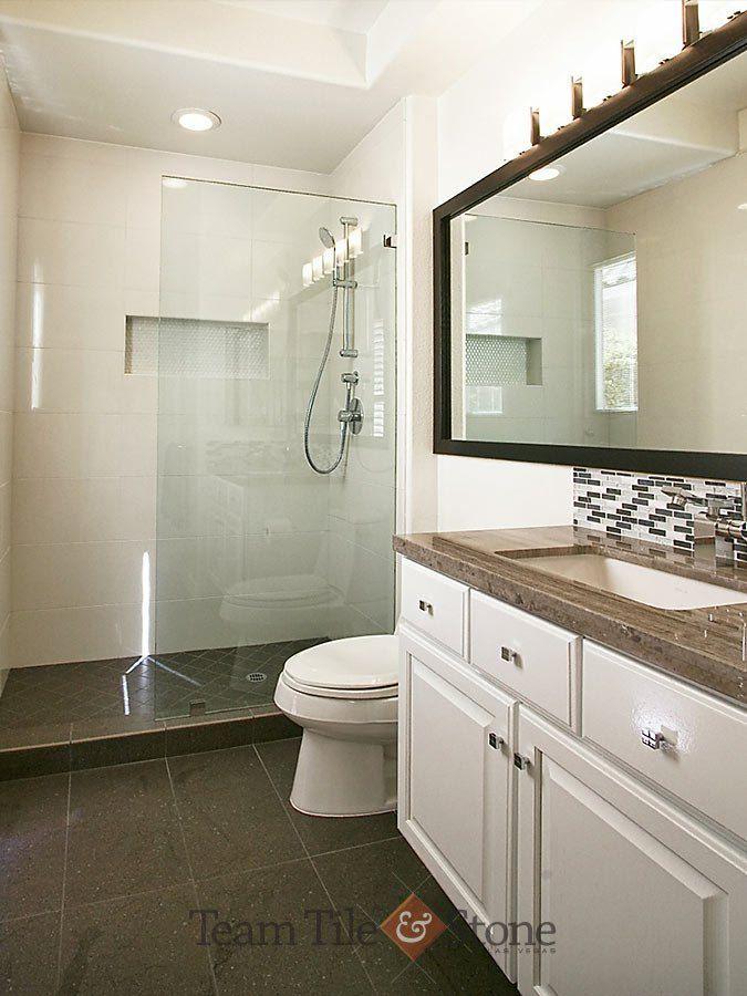Las Vegas Bathroom Remodel H