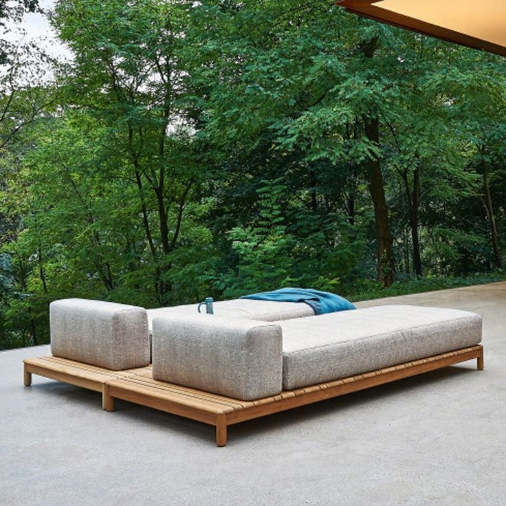 Varaschin Barcode Double Daybed 228C5