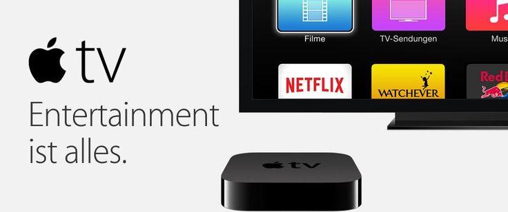 Apple TV: Exklusive Inhalte à la Netflix geplant - https://apfeleimer.de/2015/09/apple-tv-exklusive-inhalte-la-netflix-geplant - Mit seinem Konzept haben Hulu und insbesondere Netflix dafür gesorgt, dass TV-Streaming zum absoluten Hype wird und viele Menschen weltweit gar nicht mehr darauf verzichten wollen, diese Dienste in Anspruch zu nehmen. Verständlich also, dass es immer mehr Anbieter gibt, die in diesem Bereich i...