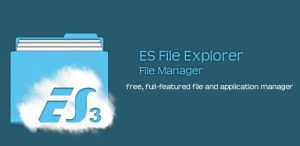 ES File Explorer is a free and all-in-one file manager, app manager, cloud storage client, task killer, ftp client & samba client that explores the dat you wanrt in the most fastest way.