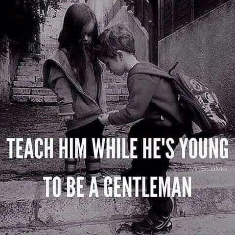 Love my little gentleman!!
