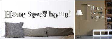 home sweet home dekorácie - Hľadať Googlom