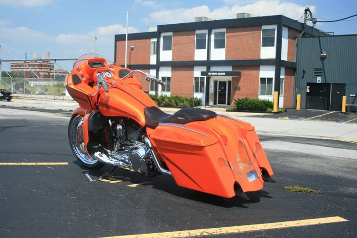 Bad Dad | Custom Bagger Parts for Your Bagger | Baggers :: Kevin's Road Glide
