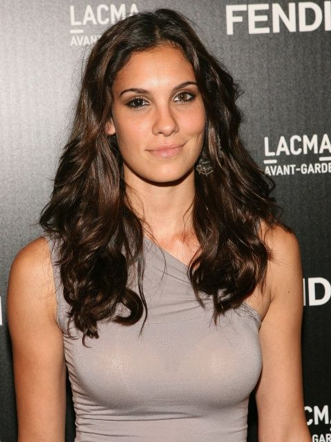 People with different color eyes.   DANIELA RUAH - NCIS LA