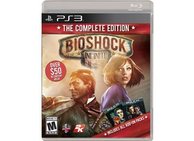 Bioshock Infinite Complete Edition - PS3 Game - http://tech.bybrand.gr/bioshock-infinite-complete-edition-ps3-game/