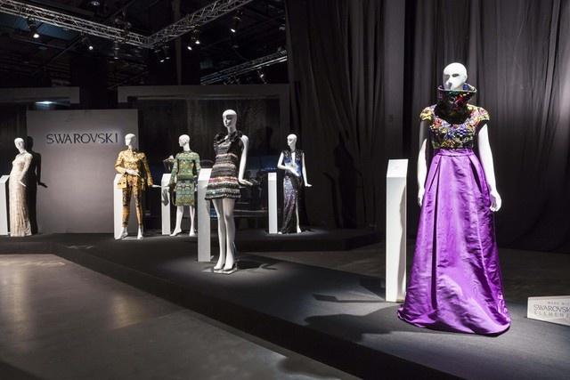 The Swarovski exhibition touring Asia