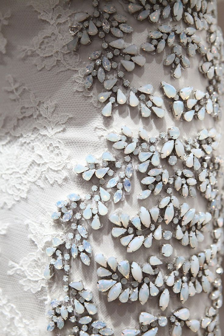 Beautiful detailing, by Giambattista Valli (Spring 2012 Couture) - STYLE DECORUM http://www.styledecorum.com/