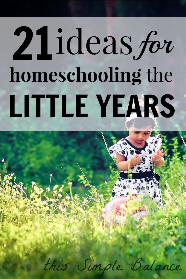 Homeschool curriculum during the little years is often over complicated and wasted money. Check out these ideas for things you're probably already doing. It doesn't have to be hard!