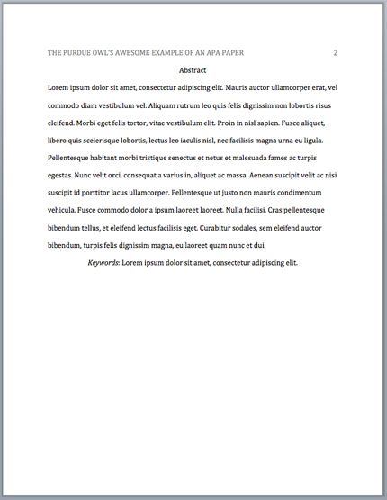 example of literature review essays