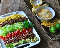 Mexican Mania (Taco Salad Recipe) (Family Bites)