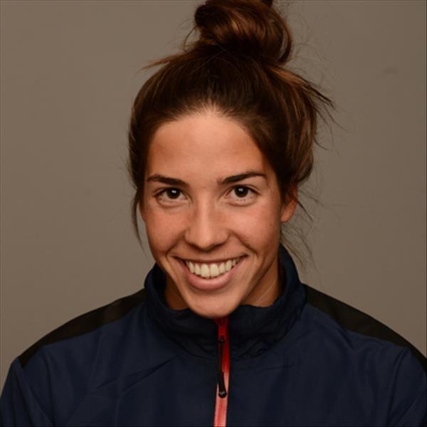 Maya Dirado of Santa Rosa, Calif. won gold in the 200m IM and silver in the 400m IM at 2014 Pan Pacs.