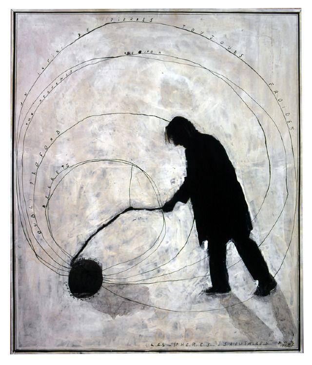Mon Histoire avec les Pierres, 1999 - Laurent Millet