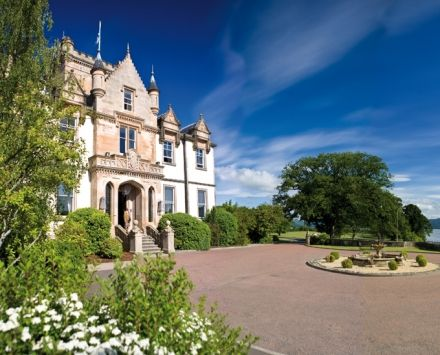 QHotel Cameron House Whether you're looking to indulge on an unforgettable short break with a sensational spa and 27 hole golf course, start your happily ever after at a magical honeymoon destination or plan an incredible event, five-star Cameron House on Loch Lomond has it all.