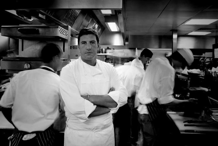Chef Claude Bosi Interview.