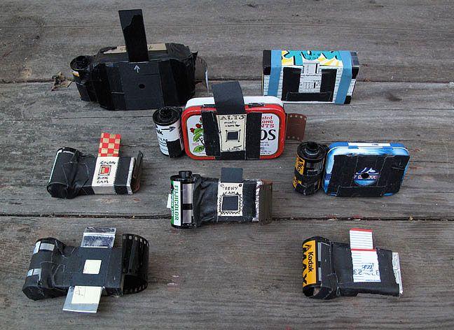 shoebox pinhole camera instructions