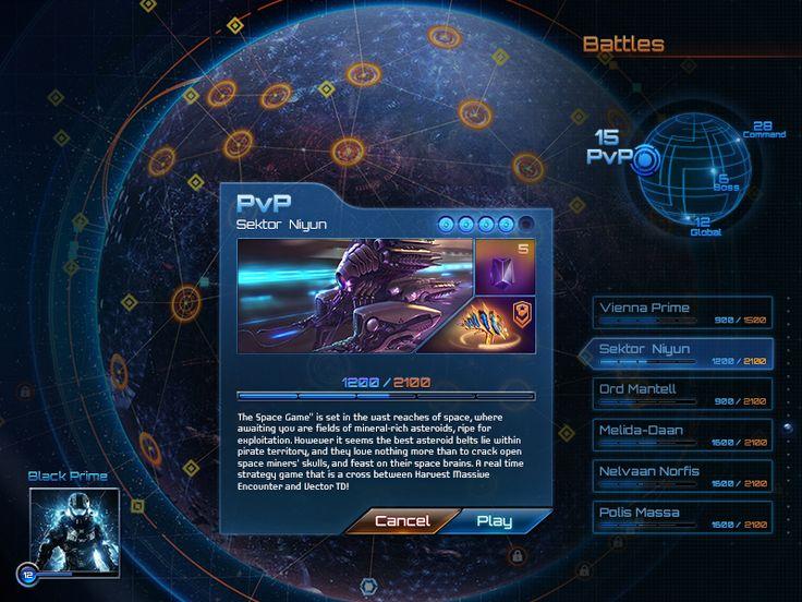 Space War by Cybervein