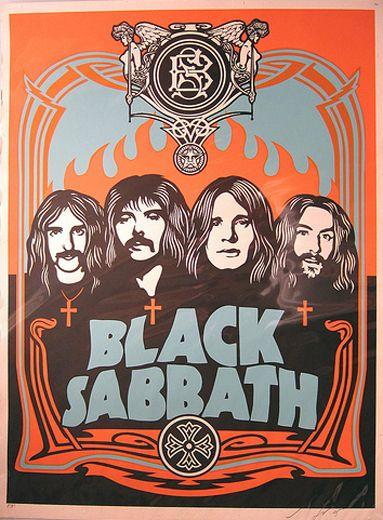 Black Sabbath.................