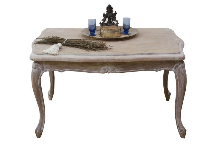 Mesa de madera vintage restaurada by BERKANA shop