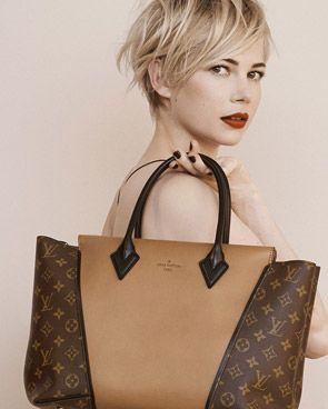 Michelle Williams già protagonista della campagna pubblicitaria A/I 2013-14, è stata confermata come volto della maison francese anche per le nuove collezioni estive.http://www.sfilate.it/223854/michelle-williams-musa-ideale-louis-vuitton