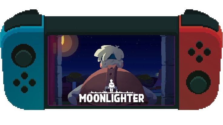 Moonlighter (great looking action RPG) coming to Switch! http://bit.ly/2lnzap3 #nintendo