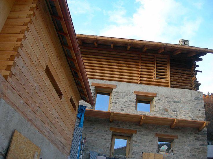 Oltre 25 fantastiche idee su case in legno su pinterest for Planimetrie in stile cottage