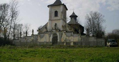 BISERICA UNICA IN LUME SE AFLA IN ROMANIA! A FOST CONSTRUITA DIN DRAGOSTEA UNUI ORTODOX PENTRU O CATOLICA!