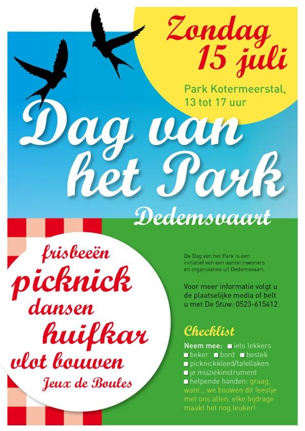 Zondag 15 juli in Dedemsvaart!