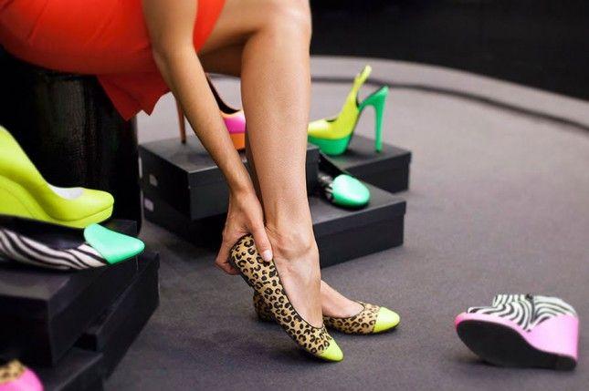 Shoes of Prey - custom ballet flats