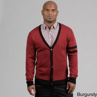 @Overstock.com - Add a handsome touch to your wardrobe witht his long-sleeve sweater from South Pole. A five-button closure and ribbed detailing finish this sweater. http://www.overstock.com/Clothing-Shoes/South-Pole-Mens-Cardigan-Sweater/6495856/product.html?CID=214117 $27.99