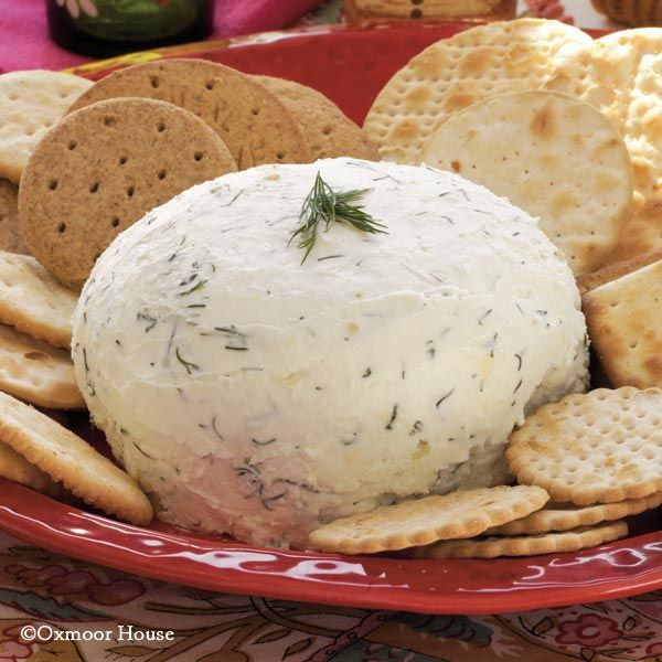 cheese ball, a great twist on an old favorite - Feta Cheese Ball ...