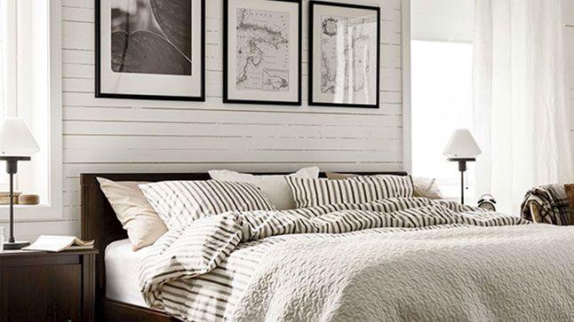 10 essentiels pour une chambre d'invités | Les idées de ma maison Photo ©IKEA #chambre #invite