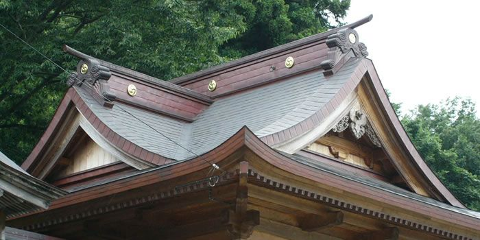 Gallery|Japanese traditional architecture decoration. MORIKUNI Co.,Ltd