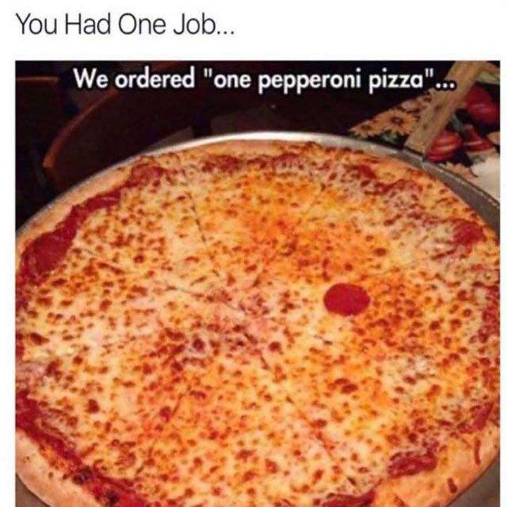 Very Funny Food Memes that will Make You Laugh - 7