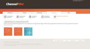 PDM Consulting mittels automatischer Überwachungsdienste von ChannelPilot www.channelpilot.com