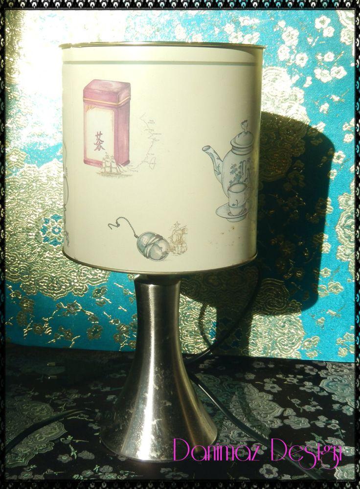 Lovely japanese handmade lamp danimazdesign su Etsy