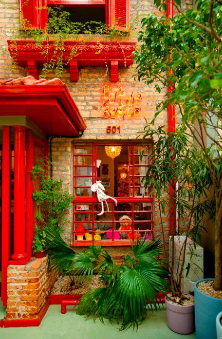 Petit retro, boutique franco/brésilienne pour enfants