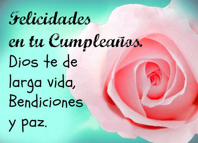 17 Best images about Feliz Cumpleaños on Pinterest Texts, Tes and Flora