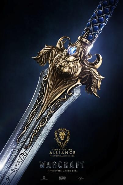 The Warcraft Movie Poster Coming in 2016