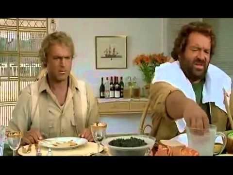 IO STO CON GLI IPPOPOTAMI - Abbuffata a tavola... - Chiaccherata e botte...