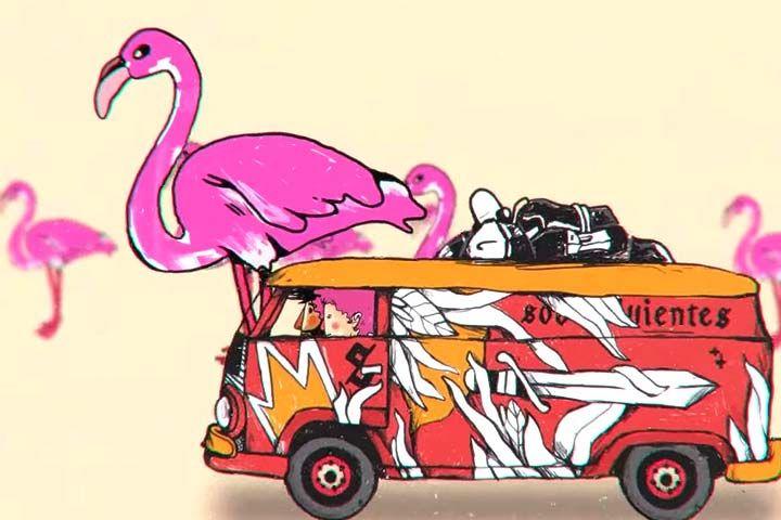 Compilado 60 de los #videoclips en #ANIMACIÓN para ver y escuchar. Con música y talento animado #animation #stopmotion #music #musicandanimation #inspiration. Si te gusta, compártelo  Ver en: http://www.colectivobicicleta.com/2017/08/5-videoclips-de-animacion-60.html