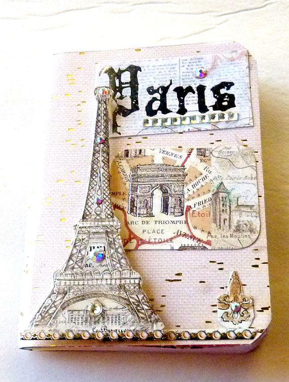 Smash Book Travel Journal