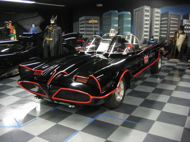 Original 60´s Batmobile