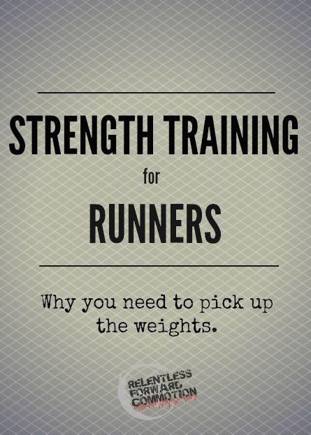Strength training for runners. #running #run