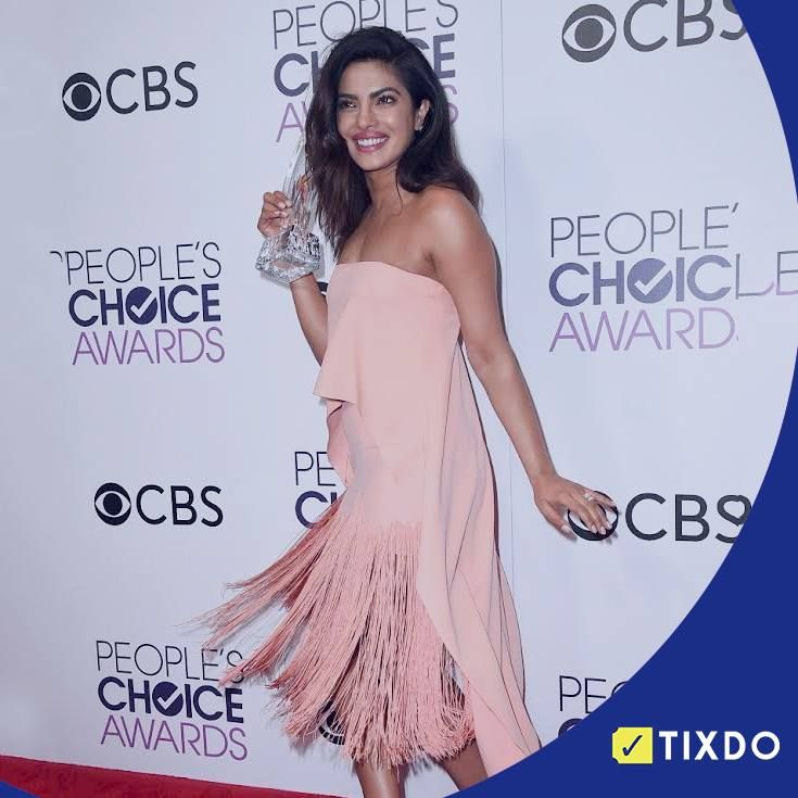 #Priyanka Chopra- People's Choice award