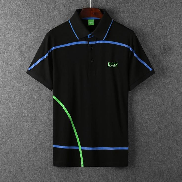 Whatsapp:0086-13724159205 Email:harmony512@live.cn  Hugo Boss Mens Short Sleeve T-Shirts, Replica Polos & Tops, 100% cotton high quality copy from original style #BOSTSH-739, Replica shop, hryapp.com