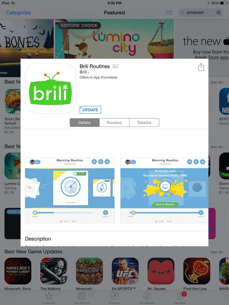 Brili Routines on the App Store itunes.apple.com