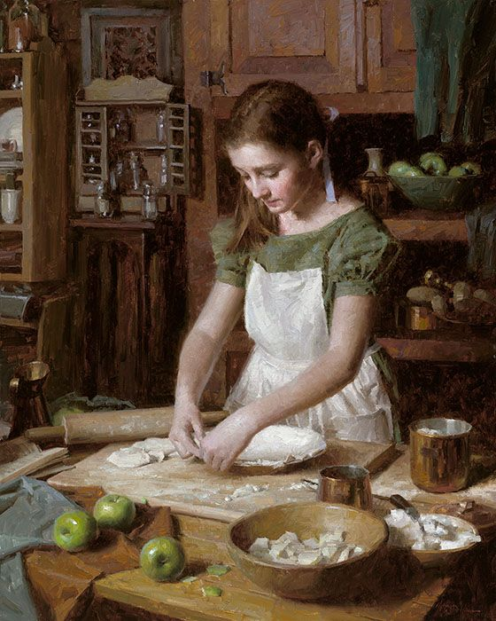 Morgan Weistling-Apple Pie