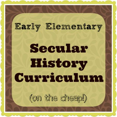 "Secular History Curriculum - Early Elementary- Free Lesson Plans using the ""What Your __ Grader Needs to Know"" series - Jenn's RAQ"