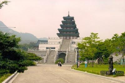 Gyeongbok Palace: Southkorea